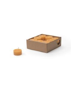 Envelop met doe het zelf honingraat kaarsje